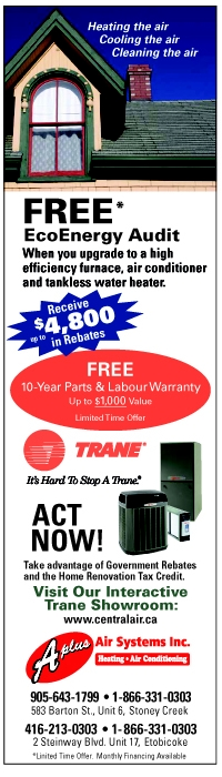 Government Rebates Furnace Air Conditioner In Toronto